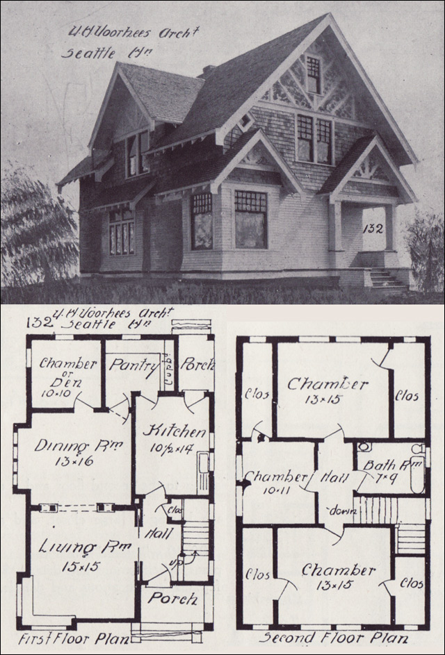Tudor style cottage plans find house plans for Find house blueprints