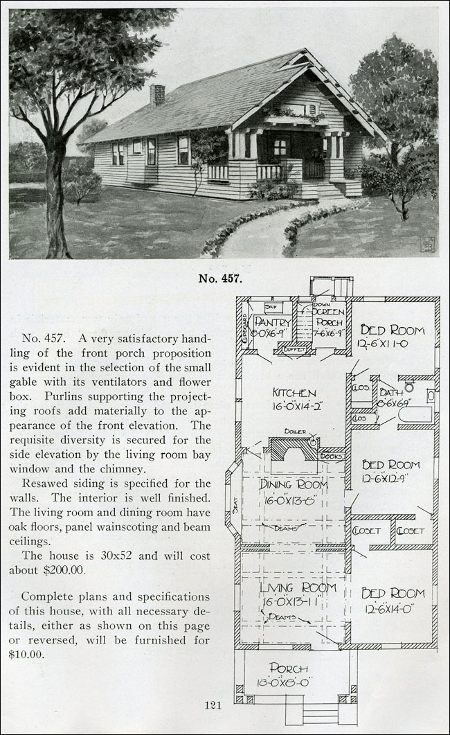 1910 - The bungalow Book - No. 457
