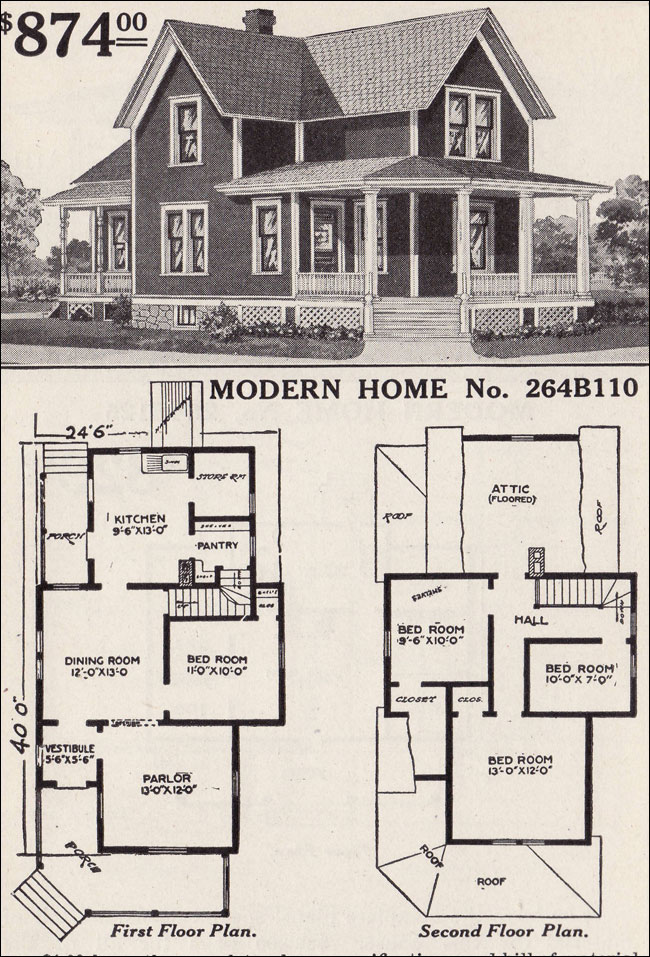 The philosophy of interior design early 1900s part 2 for 1900 architecture houses