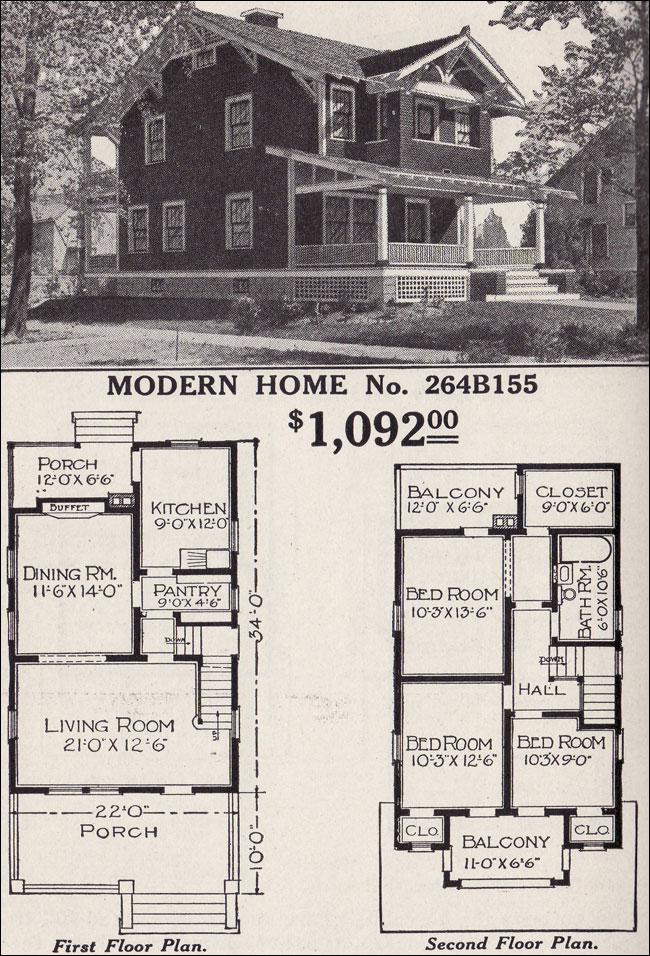 Craftsman House Plans from The House Designers