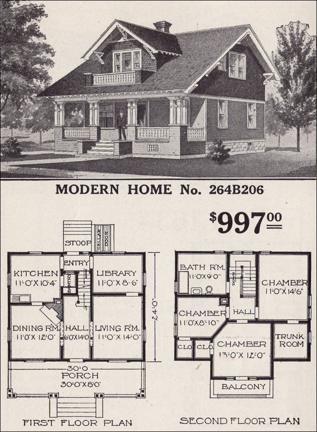 Sears craftsman house 28 images sears craftsman for Free craftsman house plans