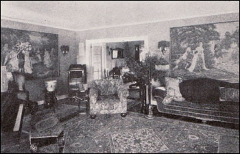 1925 American Builder - Peacock Lane - Wade Living Room