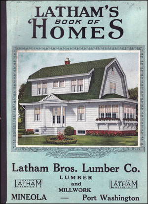 1922 Bowes Catalog for Latham Bros. Lumber
