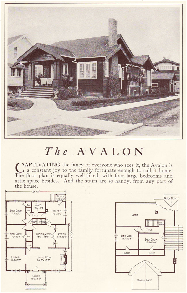 1922 Lewis Mfg. - Avalon