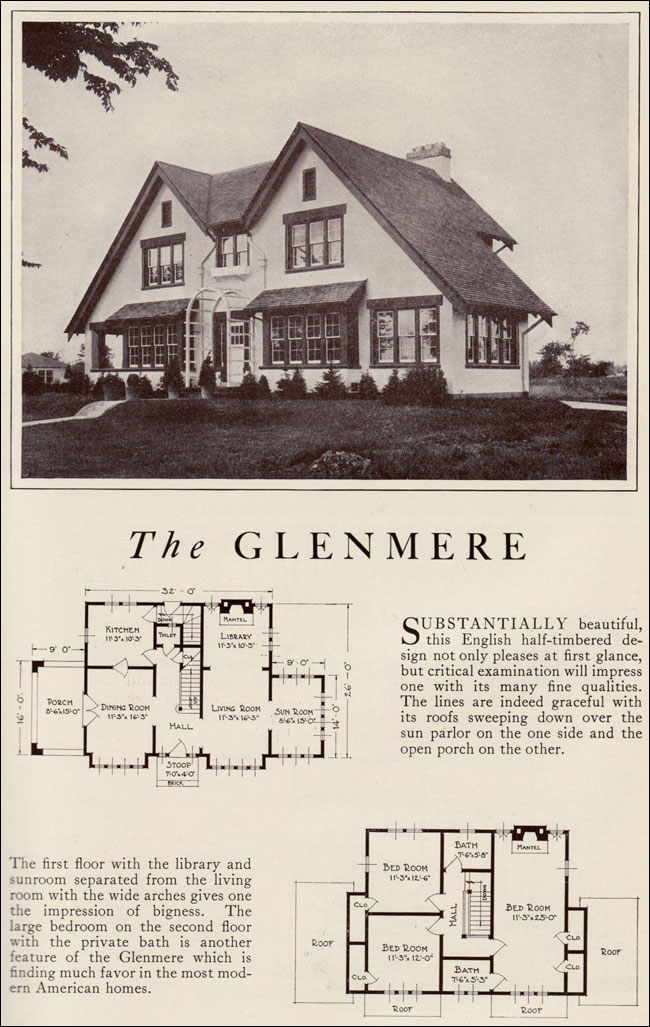 1922 Lewis Manufacturing Glenmere