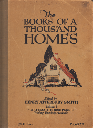 1923 Books of a Thousand Homes