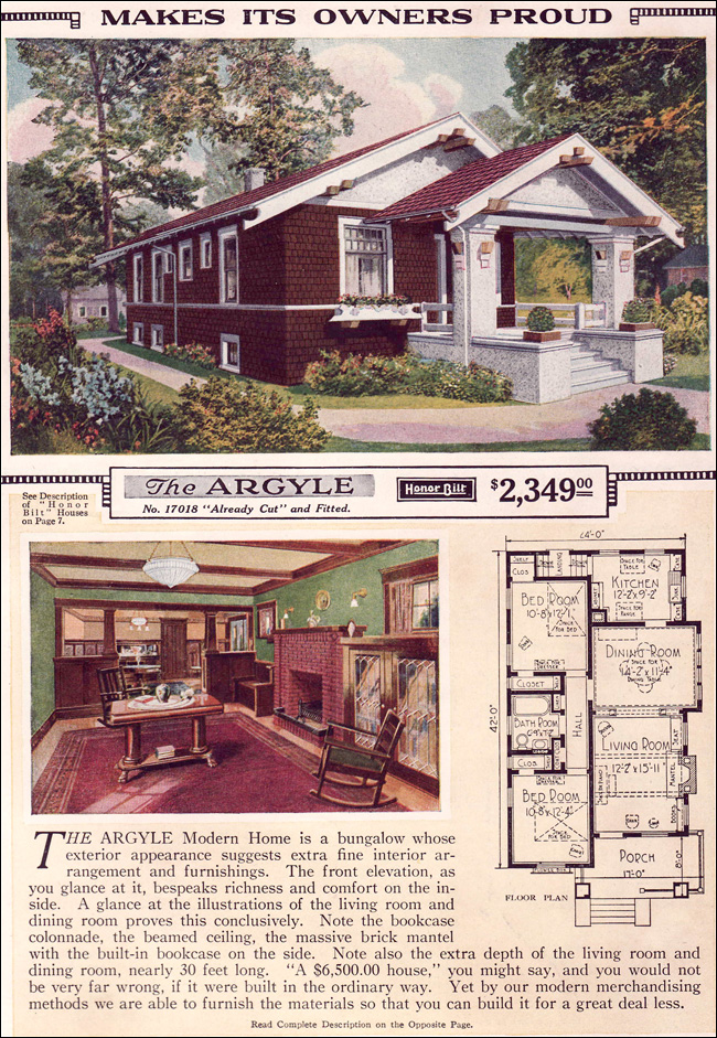 1923 Sears Argyle
