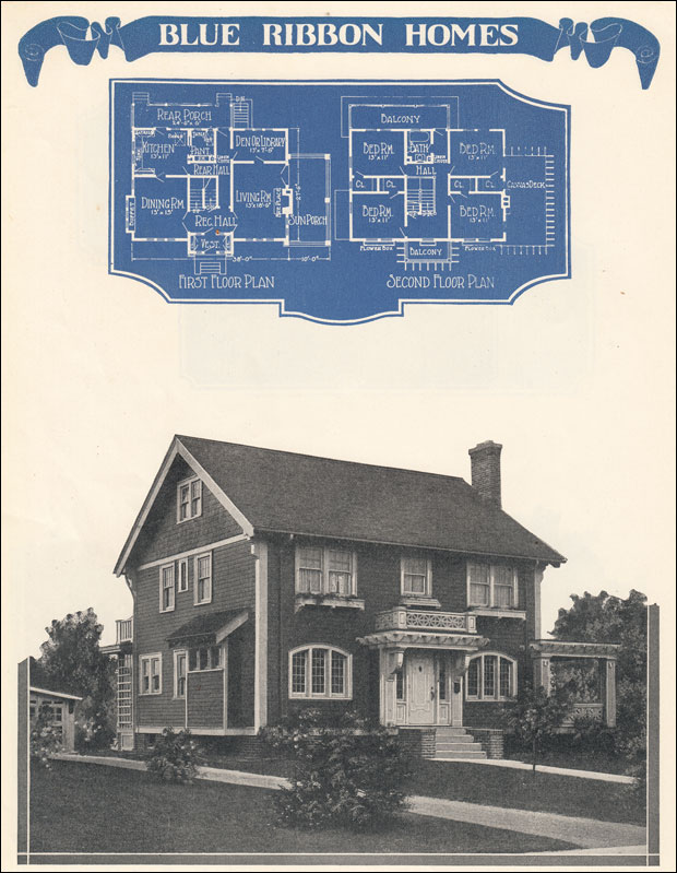 1924 Radford's Blue Ribbon Homes - 11216