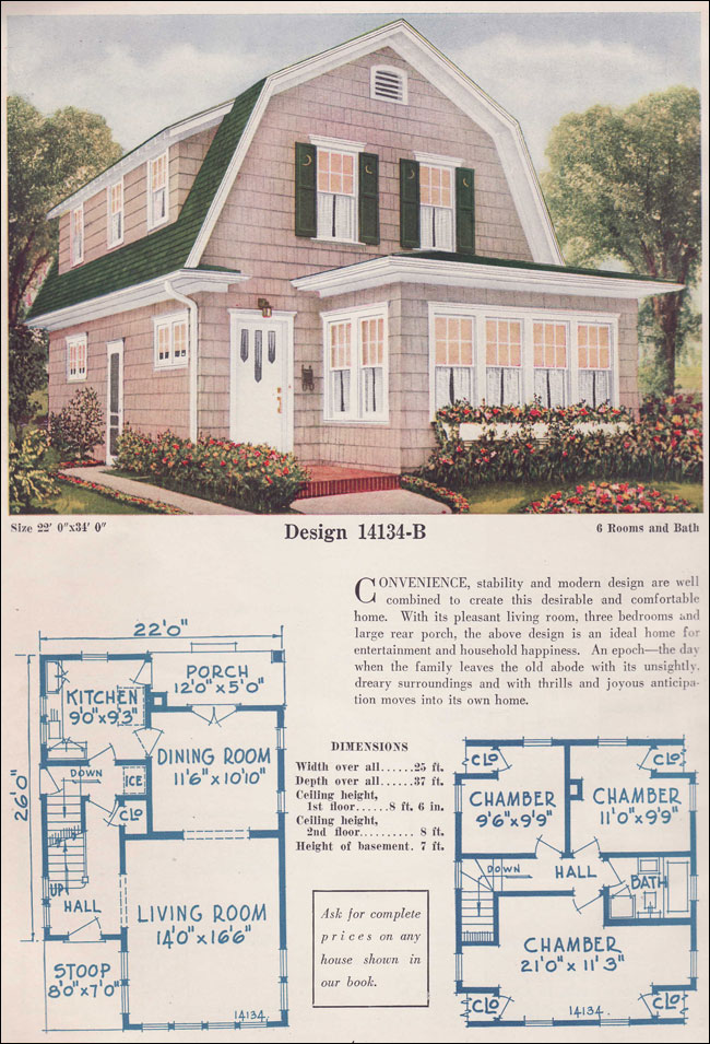 Dutch colonial home designs floor plans for Dutch colonial house plans with photos
