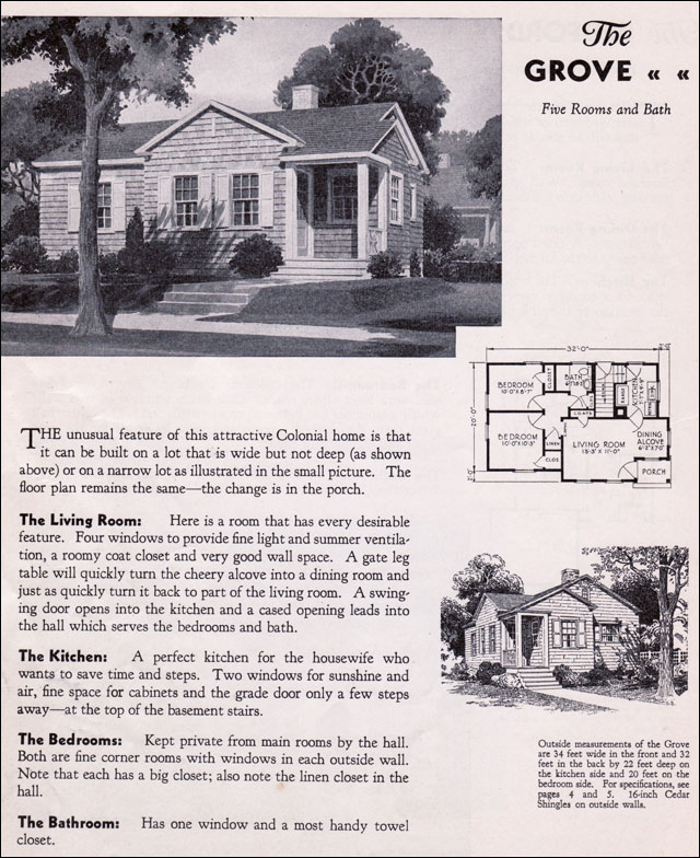 A trip back in time: 'The 1940s House'