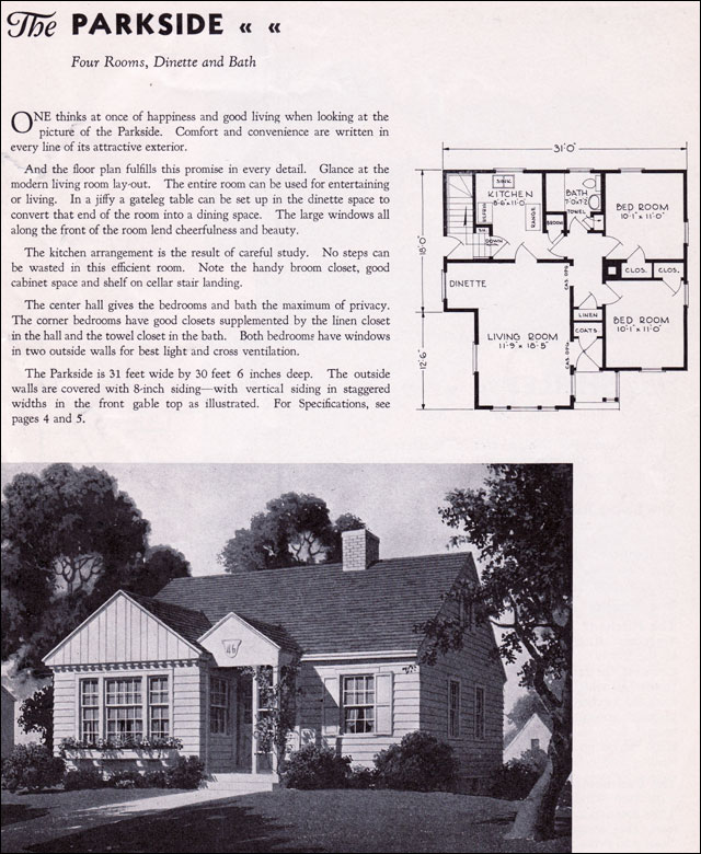 Craftsman, Bungalow House Plans - Home Design WP-1940 # 13102