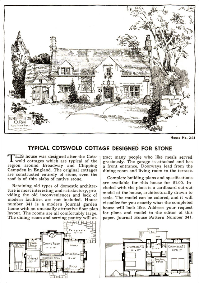 Cotswold Cottage Floor Plans Find House Plans