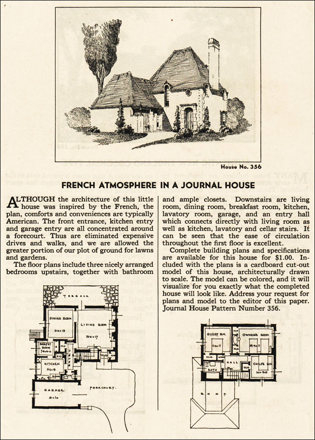 Incredible French Cottage House Plans 640 x 893 · 165 kB · jpeg