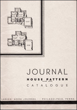 1935 Ladies Home Journal House Pattern Catalogue