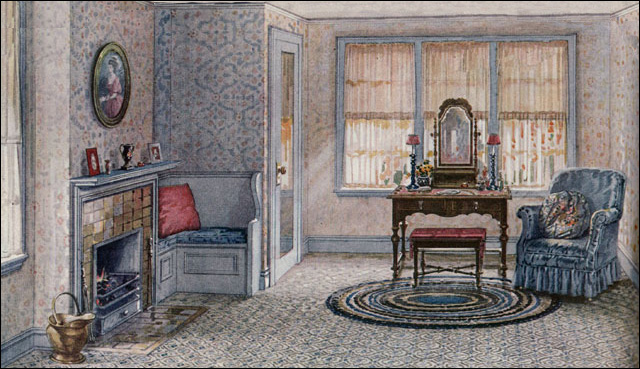 1922 armstrong boudoir vintage bedroom inspiration from for 1920s bedroom ideas