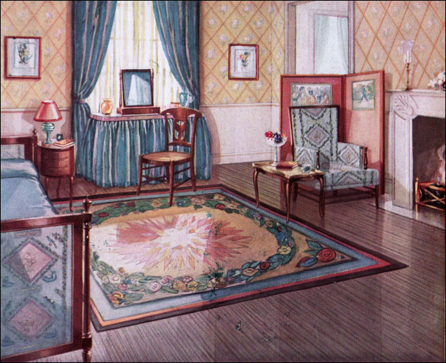 1928 armstrong updated traditional bedroom 1920s for 1920s bedroom ideas