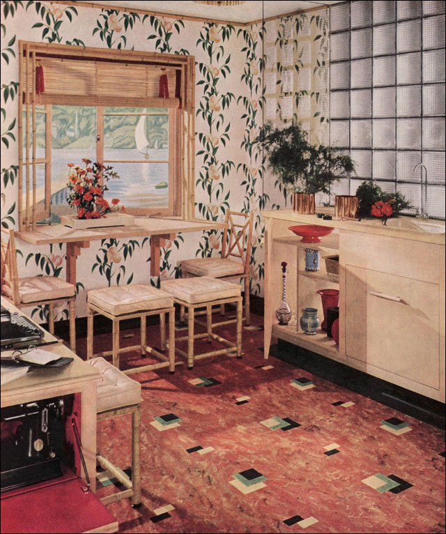 1930s kitchen design inspiration - remodeling vintage kitchens