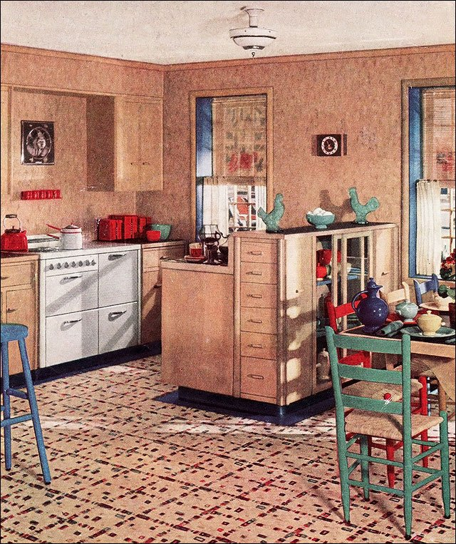 1000 images about historic kitchen ideas on pinterest for 1930s style kitchen design