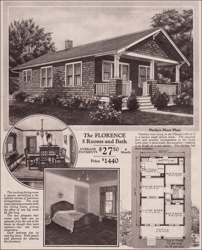 1930 Bungalow House Plans Uk